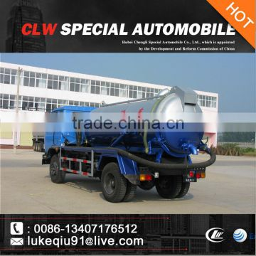 dongfeng 145 high quality waste disposal truck for sales