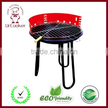 UrCooker HZA-J27 new design China factory portable cheap charcoal bbq grill