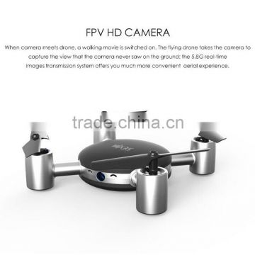 Quadcopter 2.4G 4CH 6-Axis Gyro 5.8G FPV RC Quadcopter Drone With HD Camera