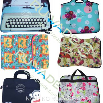 Neoprene notebook laptop computer sleeve bag