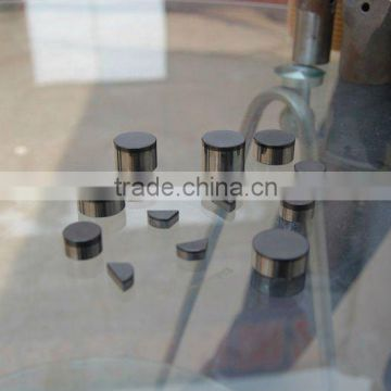 PCD/PDC cutter for oil and geological drilling
