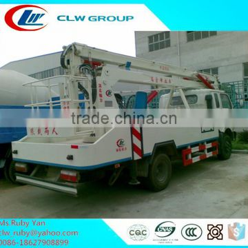 Customize 1-22m Full Sizes High Altitude Operation Car with DFAC,JAC,JMC,SINO,etc Chassis