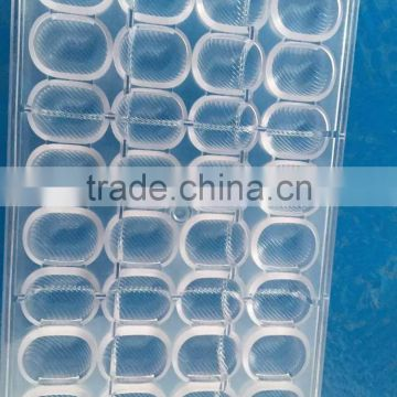 Injection plastic mold/PC chocolate mold/food mould chocolate mold