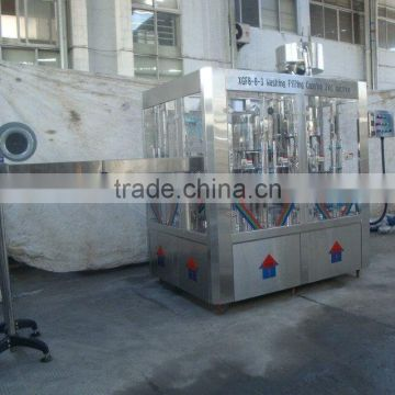 Mineral Water Filling Machine 3 in 1 (XGF 8-8-3)