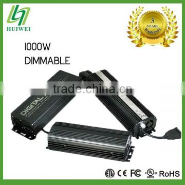 High powe and high Quality Light Ballast 400W Dimmable With Cooling Fan Original Manufacturer