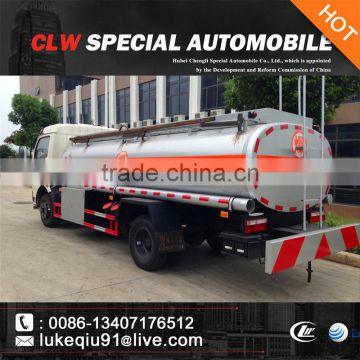 used 4000l heavy oil tanker