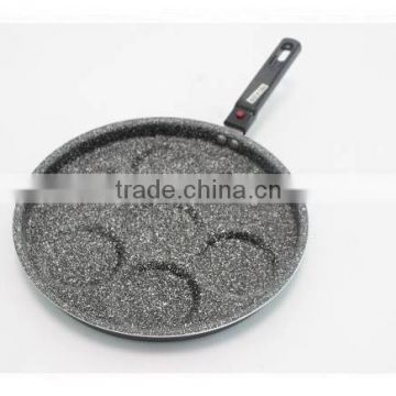 Kitchen Alu. Non-Stick Egg Fry Pan with marble coating