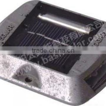 solar road stud, made by aluminum
