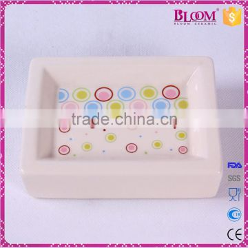 High quality white ceramic bathroom sets accessories