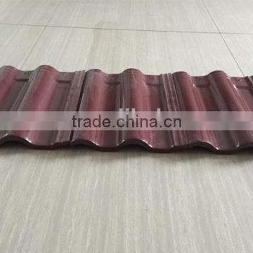 Yixing best selling ceramic roof tiles price, waterproof and insulated building materials