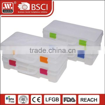 Biggest manufacturer 7/14/28/30 days weekly monthly plastic pill box