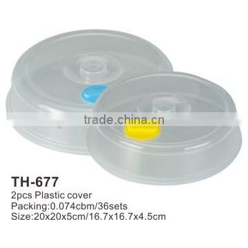 Hot Sale and Hight Quanlity 2pcs Plastic Cover TH-677