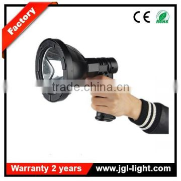 High Quality Handheld Work Light Cree 10w rechargeable spotlight
