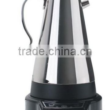 9cups electric espresso stainless steel coffee maker moka pot
