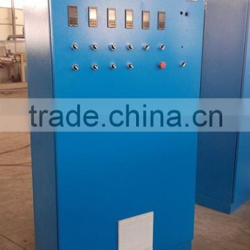 pvc flat pipe machine