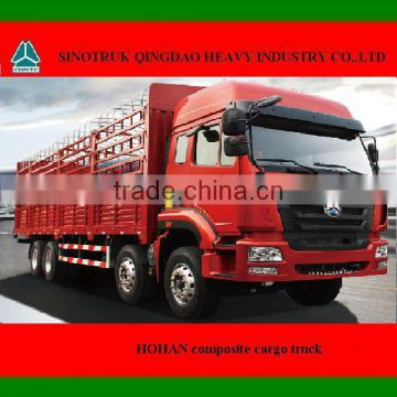 8X4 composite cargo truck for sale