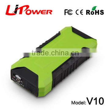 600 Amp 12V Car Battery Jump Starter with Multi Charger