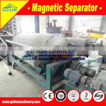 Dressing equipment dry separating equipment for ilmenite mineral separation