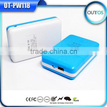Top Selling Product USB Power Bank 10400mah RoHs Battery Charger