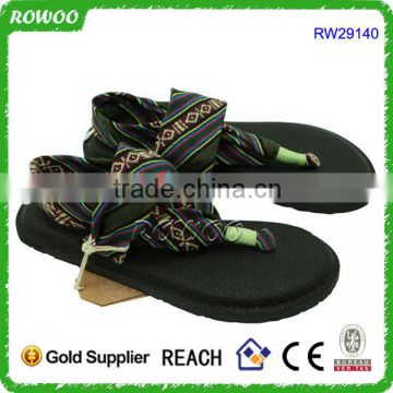 Fashion Lady Super Soft Sandal Simple Girls Flip Flop Sandals