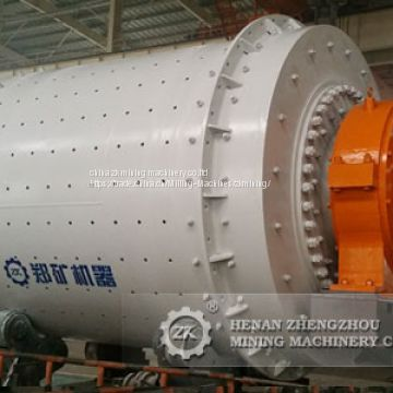 Primary and Secondary Grinding Stage Ball Mill with Wet Process
