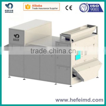 Plastic industrial machine, Color sorting machine for plastic