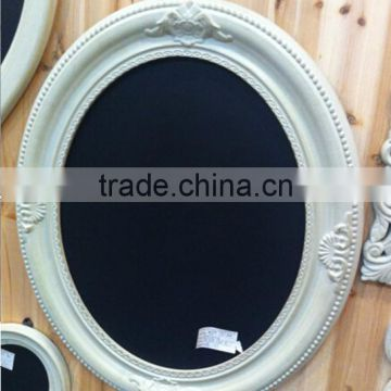 Europe type circular resin the blackboard