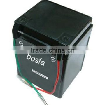 MF 12-2.5 12v 2.5ah battery for motorcycle,motorcycle battery manufacturer abs container battery high voltage ups battery