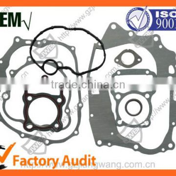 Top Quality Motorcycle Parts Engine Rubber Gasket Seals Kit CG125 for Honda