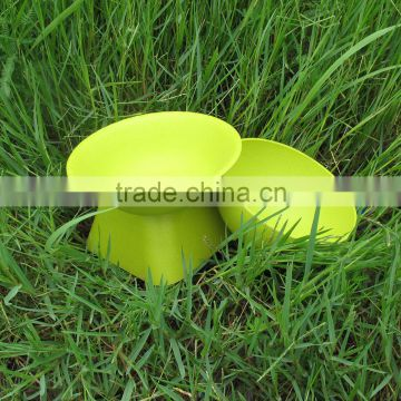 OEM available No pollution Food grade Bamboo fiber Dinner Set