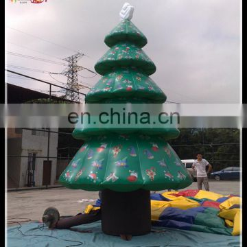 Best Price Outdoor Inflatable Christmas Tree Decorations Merry Christmas Custom Made Tree On Sale