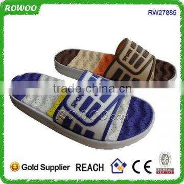 wave slipper, fashion design non-slip sport slipper, best selling sport slipper