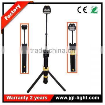 high quality fire emergency light portable light tower rechargeable outdoor lights