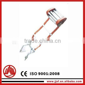 2015 new Aluminum material fire escape rope ladder