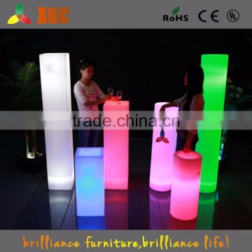 Small Led Light Outdoor Garden System Pillar Light