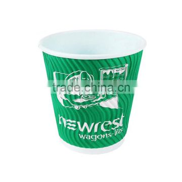 printing paper coffee cup/size of paper cup/10oz double wall paper cup