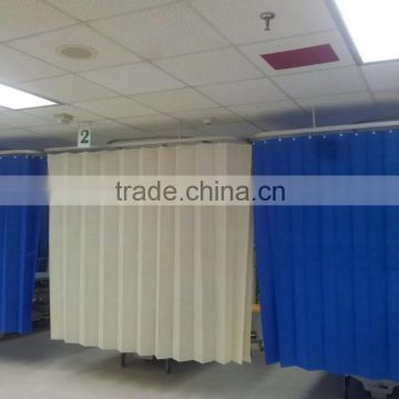 Antibacterial and Flame Retardant Hospital Curtains