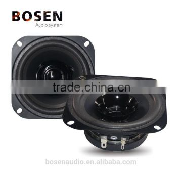 Great quality Treble cup 4inch car speaker