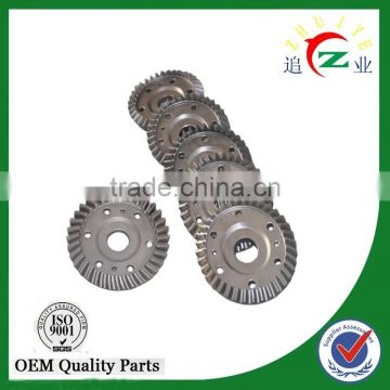 Chinese customizable UTV spare parts spiral bevel gear