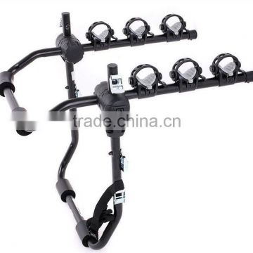 Rear mounting bike carriers