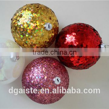 party festival decoration small hanging ball ornament