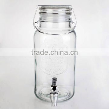 3.5L hot and cold portable beverage dispenser