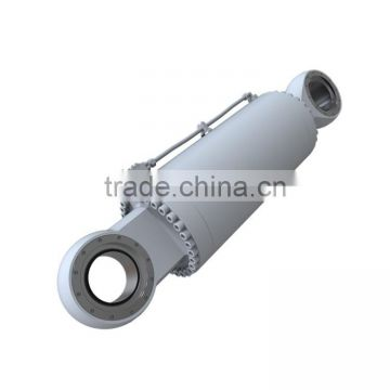 hydraulic cement interlocking blocks machine hydraulic cylinders