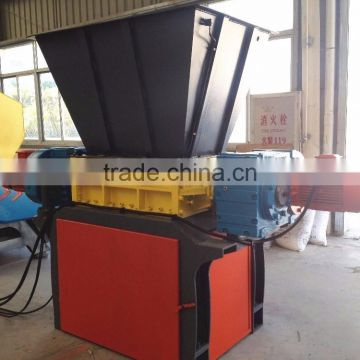 tire shredder machine