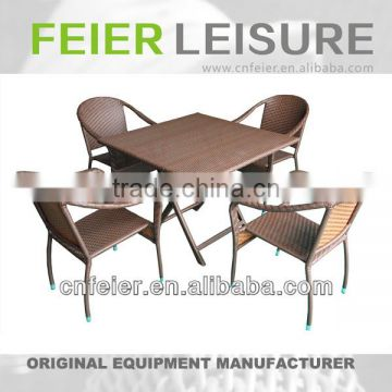Rattan Cheap Dining Furniture Sets