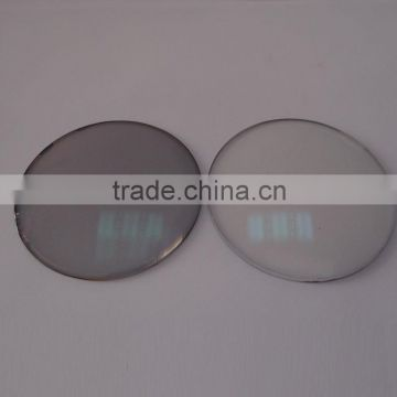CE 1.56 photochromic brown /grey lens(optical lens)