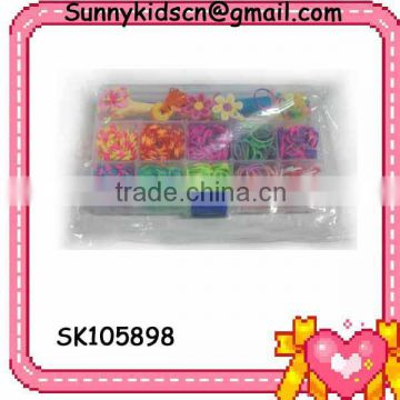 2014 news rubber band loom designs for children