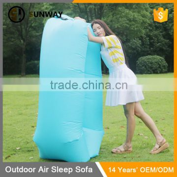 Professional Manufacturer Fast Inflatable Air Lounge Sofa Bed