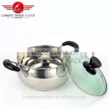 Best selling new high quality italian stainless steel cookware
