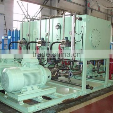 hydraulic power for Cold Steel Coil Simple Slitting Machine
